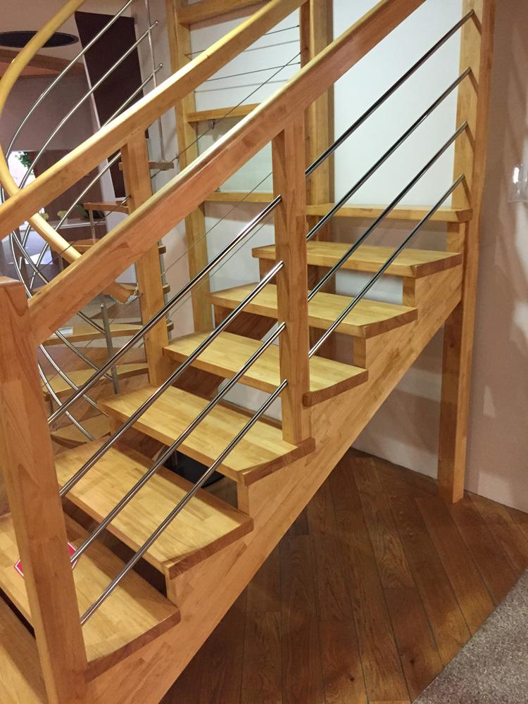 Configurer son escalier sur-mesure